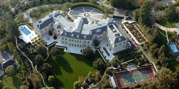 Fresh Billion Dollar Homes With The Manor In Los Angeles