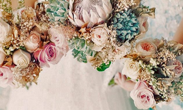 Touch Sensational For Wedding Bridal Bouquets Ideas