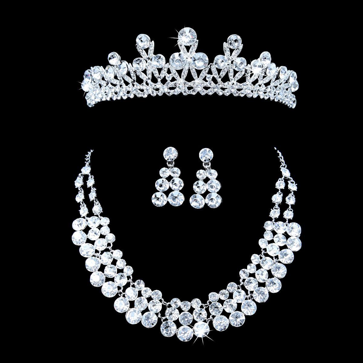 Set Of Jewelry Accessories