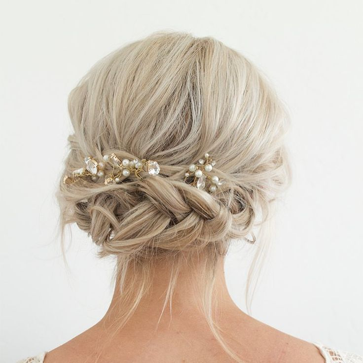 Update Your Last Updo Wedding Hairstyle Be Modern | Topup Wedding ...