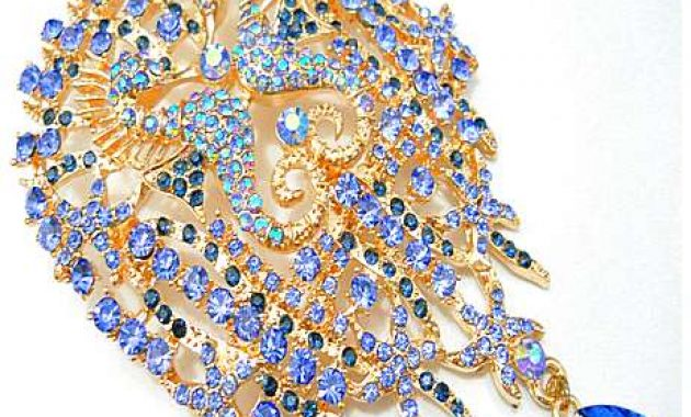 Brooch Bridal Wedding Accessories