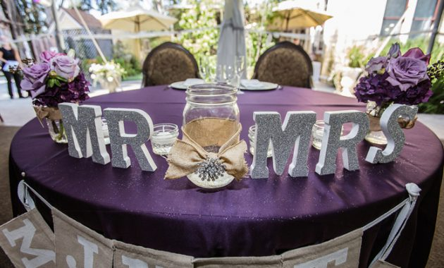 Purple and silver wedding ideas wedding decor ideas purple and silver mrmrs wedding decorations 8 topup wedding ideas junglespirit Image collections