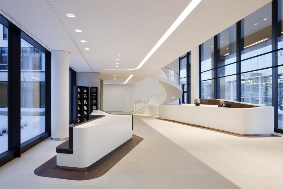 Good Best Interior House Designs With Best ICADE Office Interior Design By Landau Kindelbacher House Design Pictures