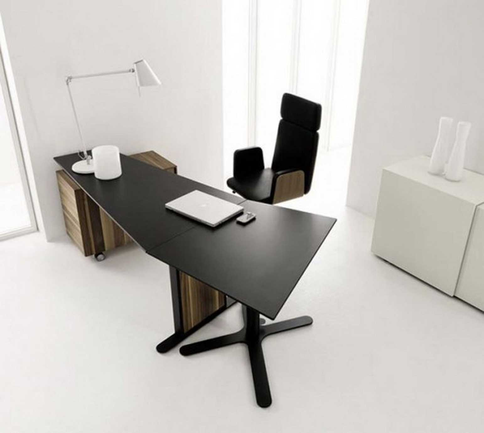 Unique Office Desk Modern With Cool Modern Office Desks For Small Spaces Pics Design Ideas