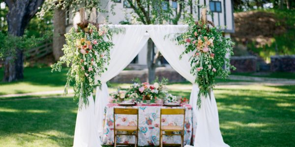 Summer Garden Wedding Ideas