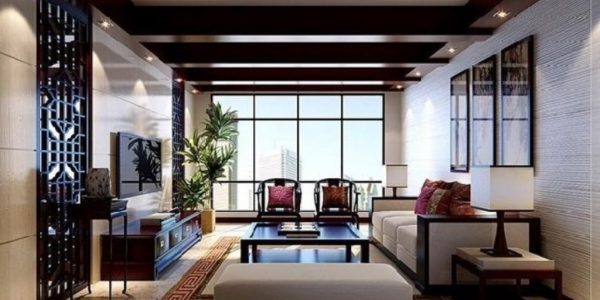 Fresh Chinese Interior Design Ideas With Chinese Living Room Decorating Ideas Chinese Modern Style Living Room Interior Design