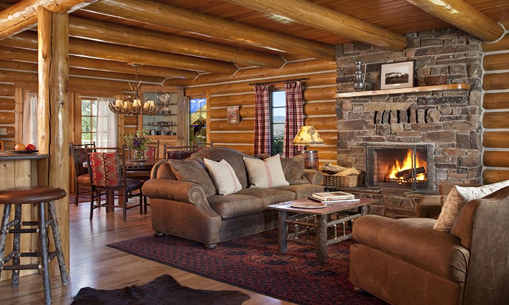 Cool Western Style Interior Design Ideas With Fancy Design Western ...