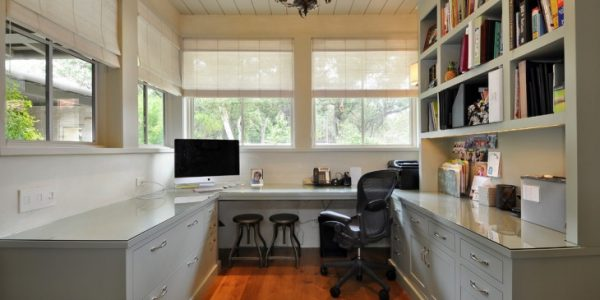 Trend Contemporary Home Office Design With Small Contemporary Home Office Design