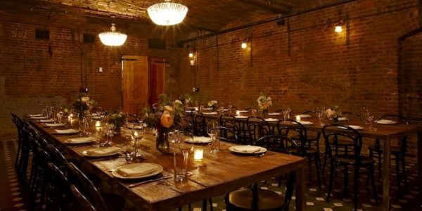 Nice Private Room Dining Nyc With Private Room Dining Nyc Private Dining Room Wythe Hotel Decoration