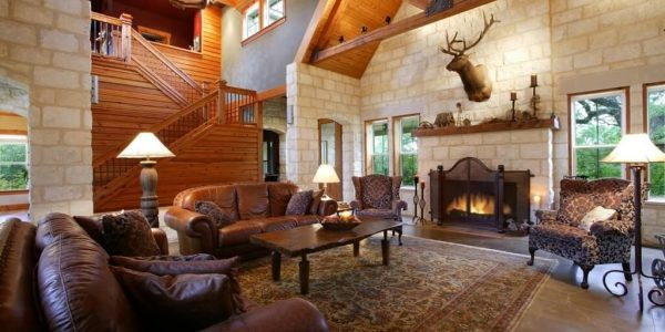 Best Country Home Interior Design Ideas With Exceptional Country Interior Decorating Ideas With Traditional Rug And Fireplace Country Interior Paint Ideas Country Interior Design Ideas Pinterest