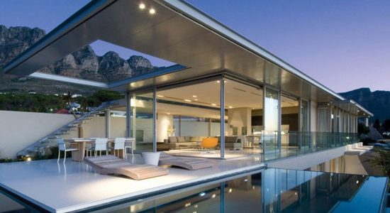 Minimalist Luxurious Houses With House By Stefan Antoni Architects