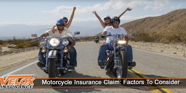 Good American Family Insurance Claims Phone Number With VELOX Motorcycle Insurance Claim Factors To Consider