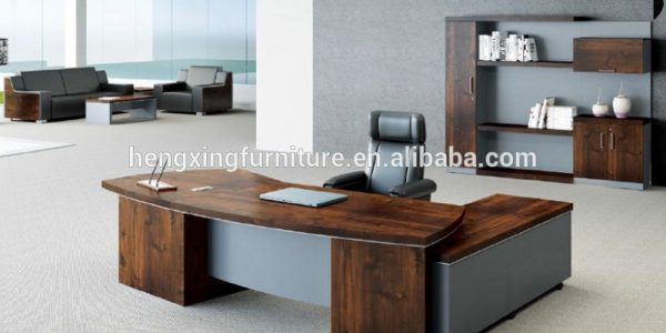 Minimalist Modern Office Table With Luxury Wooden Office Table Designs Modern Office