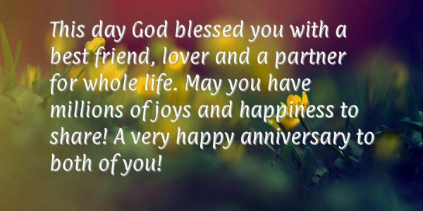 Simple 50th Wedding Anniversary Messages With Best And Cute Anniversary Wishes For Parents