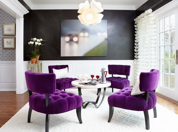 Cool Modern Living Room Chairs With Modern Living Room Chairs ...