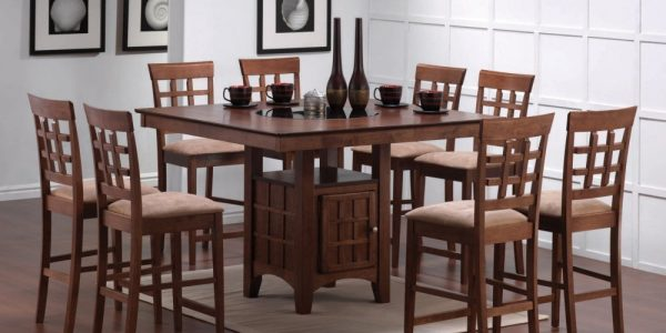 Trend High Top Dining Tables With High Top Dining Table In All Sizes And Heights Interior Counter