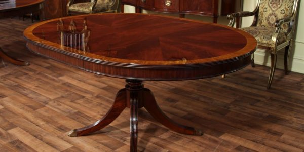 Good Round Dining Room Table With Leaf With Round Pedestal Dining Table With Leaf