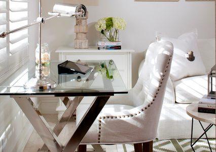 Creative Beach Style Interior Design With Beach Style Home Office