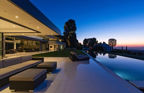 Perfect Los Angeles Luxury Real Estate With Bel Air Luxury Estate Property Amenities