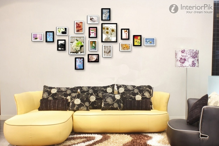 Awesome Wall Decoration Ideas For Living Room With Living Room Wall  Decorating Ideas Living Rooms Wall Decoration Ideas For Living Room Image