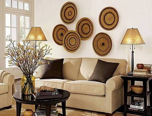Delicieux Cheap Wall Decoration Ideas For Living Room With Vibrant Wall Decorating  Ideas Living Room Living Room Ideas Modern Popular Wall Decor Ideas