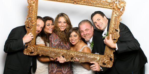 MeboPhoto Marc Danitza Wedding Photobooth