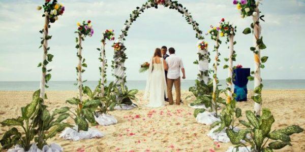 Beautiful wedding photography location