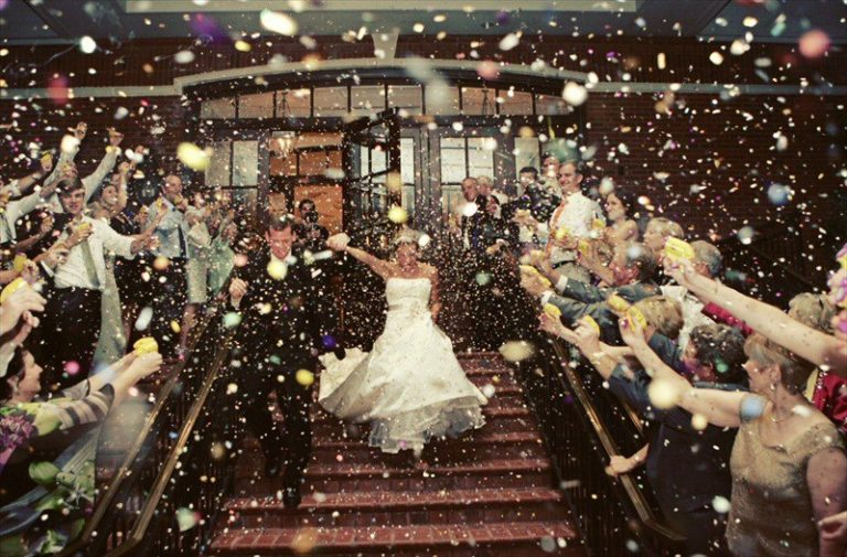 New Years Eve Cleveland Wedding