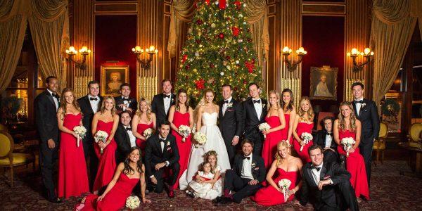 How To Create A Beautiful Christmas Wedding