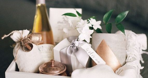 Little gifts throughout the day.Unique Gift Ideas for Bride and Groom Special Day