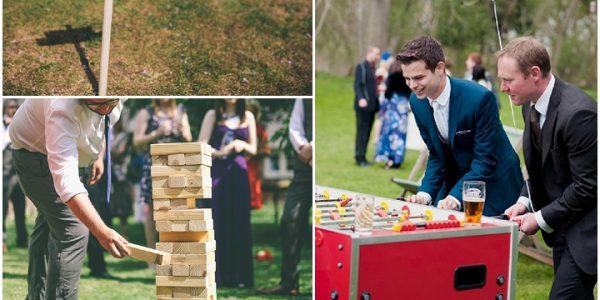 Modern Wedding Games