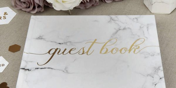 Exceptional And Artistic Wedding Guest Book Ideas