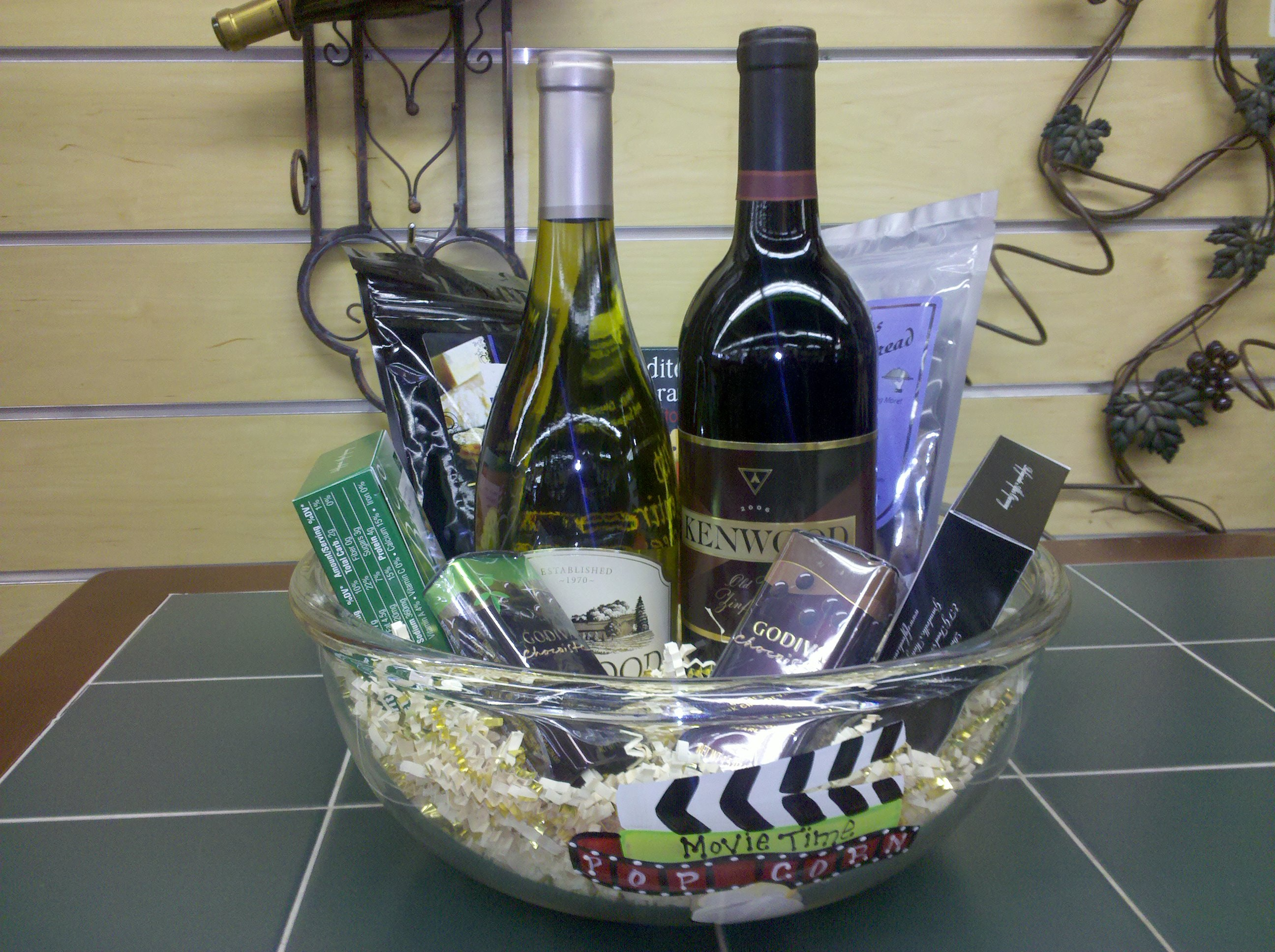 Good Gourmet Food And Wine Baskets Gifts