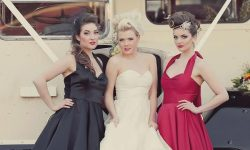 If you're wanting a fun yet glamorous wedding, the 1920s theme is a fabulous choice
