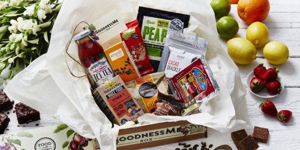 If variety is the spice of life for your bridesmaids or groomsmen, then the Goodness Me Box could be the perfect fit