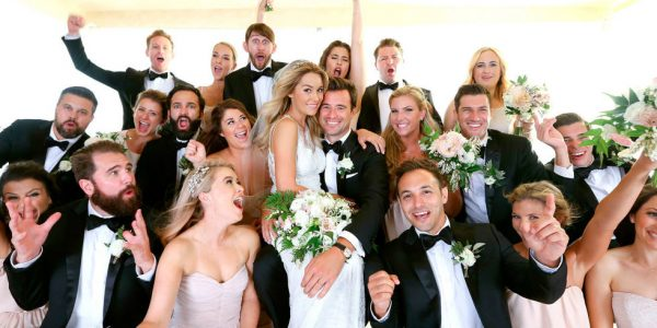 Be sure your guests let loose and truly enjoy your wedding with these entertaining ideas