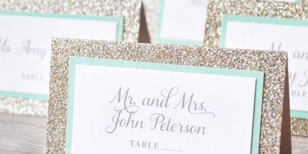 The Mighty Place Cards DIY To Inspire Your Own Projects!