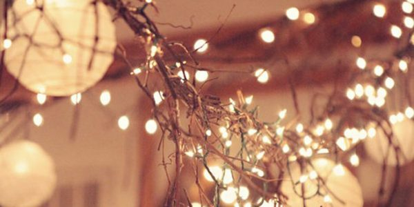 There's nothing we love more than an overabundance of twinkle lights