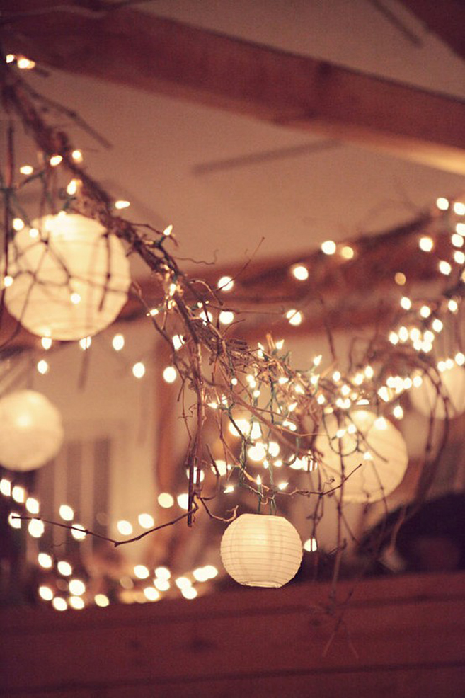 Don't Get Stingy With The Twinkle Lights