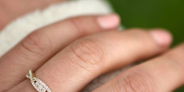 Engagement bands are another beautiful way to show your love and commitment to the world