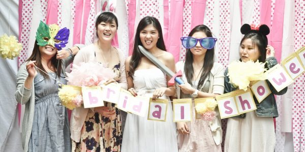 we compiled a list of our top five bridal shower games that will definitely help you smooth the transition from total strangers to bridal shower besties