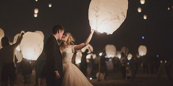 Like suspended balloons in still life, these paper decorations traditionally lit and let go are a romantic symbol of letting go of a past selves and moving onto a new one