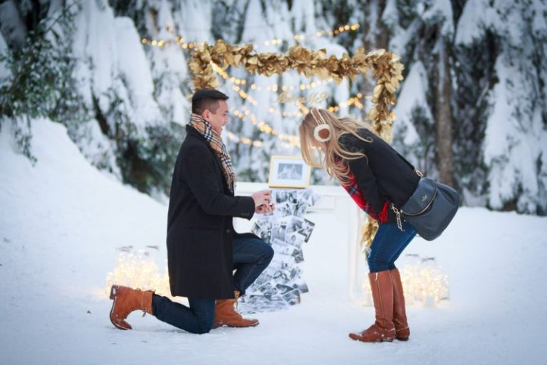 Take your relationship to new heights by proposing on Grouse Mountain