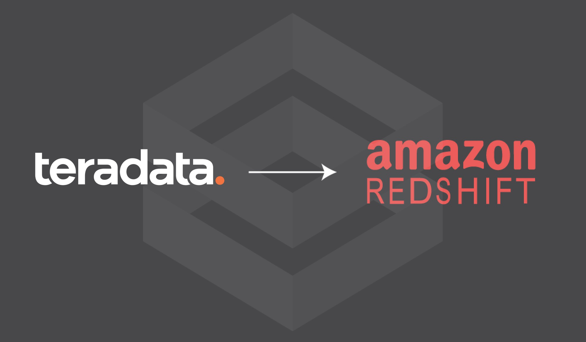 migrate Teradata to Redshift