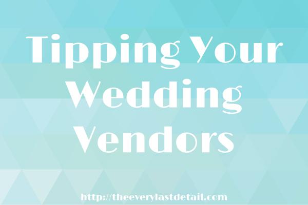Thursday Tips: Tipping Vendors via TheELD.com