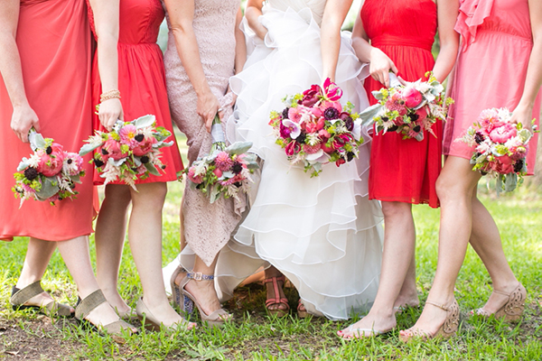 Wedding Inspiration, Not Wedding Replication via TheELD.com