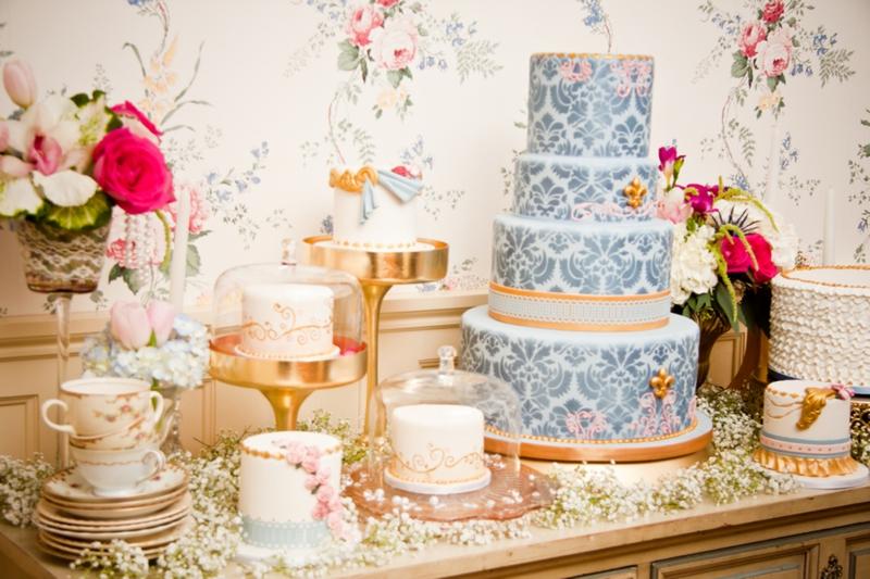 Romantic Victorian Wedding Inspiration Via TheELD