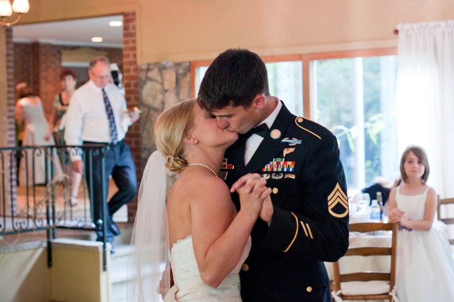 Purple Rustic Tennessee Wedding via TheELD.com