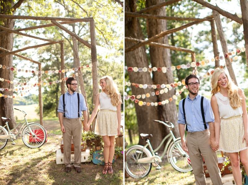 Vintage & Southern Wedding Inspiration
