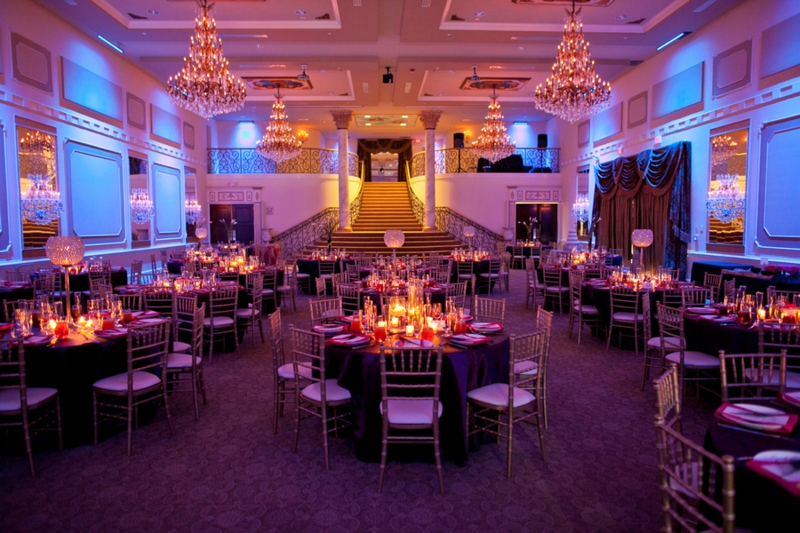 Elegant Eggplant & Navy North Carolina Wedding - Every Last Detail